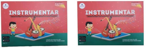 SCIFIKIDS Instrumental Augmented Reality (Red)