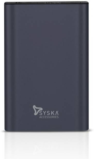 Syska 5000 mAh Power Bank