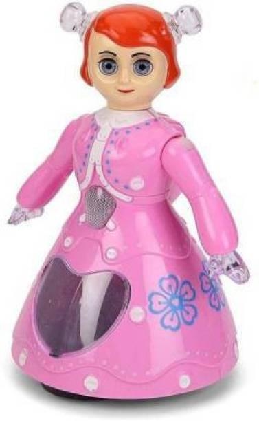 Alpyog Dancing Princess Girl