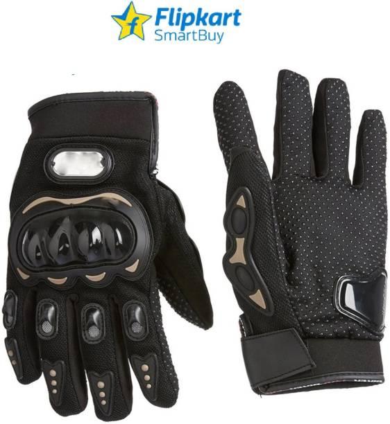 Flipkart SmartBuy Black Gloves_L Riding Gloves