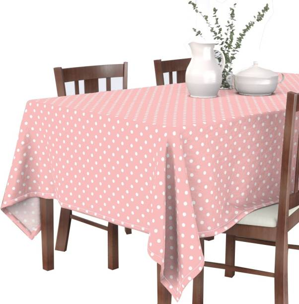 Oasis Polka 8 Seater Table Cover
