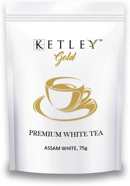 Ketley Gold Assam White Tea 75g White Tea Pouch