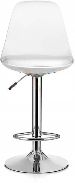 MBTC Rapid White Natural Fiber Bar Chair