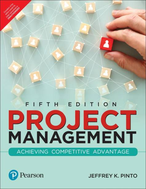 Project Management- Achieving Competitive Advantage|Fifth Edition|By Pearson