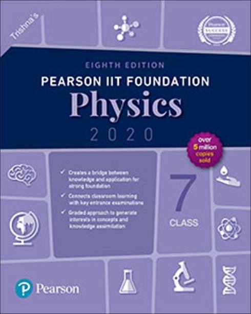 Pearson Iit Foundation Series Class 7 Physics