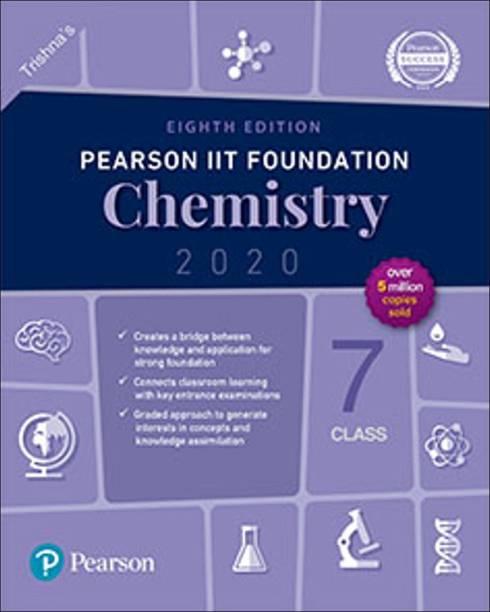 Pearson Iit Foundation Series Class 7 Chemistry