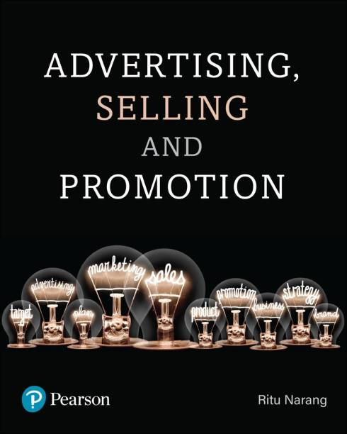 Advertising, Selling & Promotion|First Edition|By Pearson