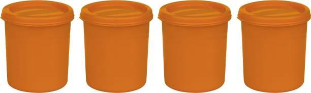 PRINCEWARE  - 250 ml Plastic Tea Coffee & Sugar Container