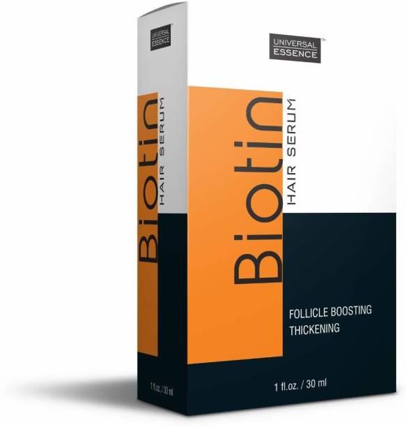 Universal Essence Biotin Hair Serum For Soft, Smooth & Shiny Hair