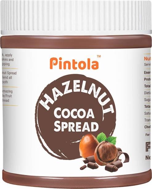 Pintola Hazelnut Cocoa Spread (No Palm Oil) 350 g