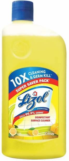 LIZOL Disinfectant citrus surface cleaner 975 ml citrus