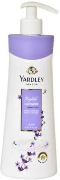 YARDLEY LAVENDER LOTION 350ML