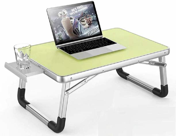 Kurtzy Metal Portable Laptop Table