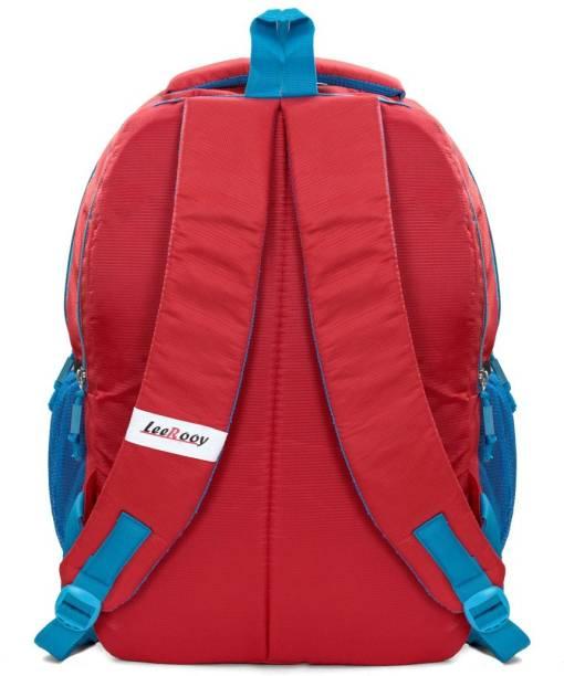 LeeRooy RED Laptop Bags Travel bag Waterproof School Bag