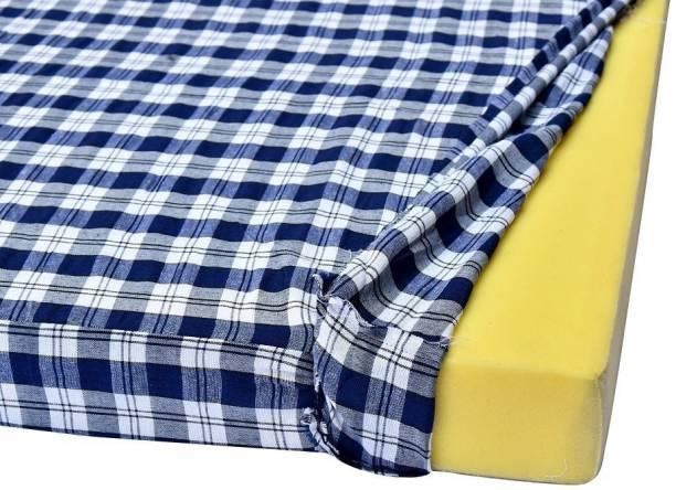 RW REST WELL 2inch Double Bed PU Foam Mattress 2 inch Double Cotton Mattress