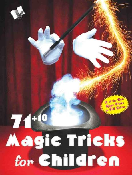 71+10 Magic Tricks For Children 1 Edition