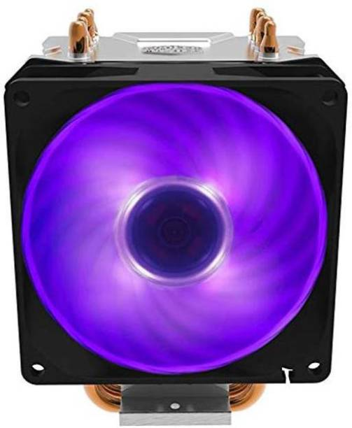 COOLER MASTER Coolermaster Hyper H410R RGB with RGB LED 92MM PWM Fan with RGB Lighting Fan Cooler