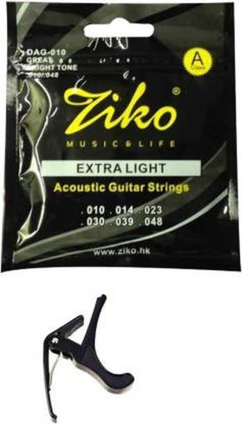 Ziko Acoustic 010 Guitar String