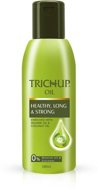 TRICHUP Healthy Long & Strong Oil 200 ml Hair Oil