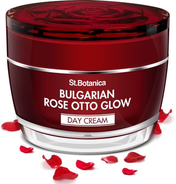 StBotanica Bulgarian Rose Otto Glow Day Cream | SPF 30 | UVA | UVB Protection