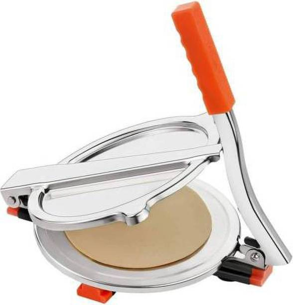 Modernshop Stainless Steel Puri Press/Chapati Press/Papad Press Roti/Khakhra Maker (Multicolor) Roti and Khakra Maker Roti and Khakra Maker
