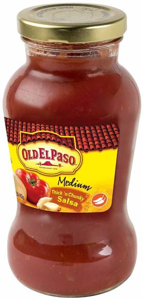 Old ELPaso Salsa Medium Salsa