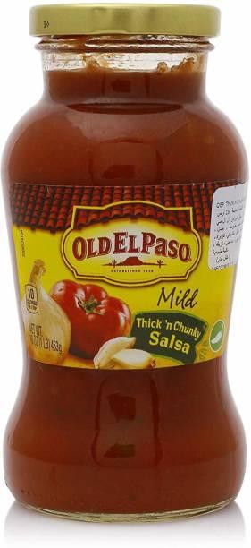 Old ELPaso Thick'n Chunky Salsa Mild Salsa
