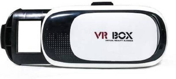 Seraphic VR Box Virtual Reality Headsets with ultra - superior quality polished HD optical lenses 3d glasses for mobile,high quality vr box (Smart Glasses) (Smart Glasses)