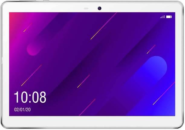 Swipe X1 4 GB 4 GB RAM 64 GB ROM 10.1 inch with Wi-Fi+4G Tablet (Gold)