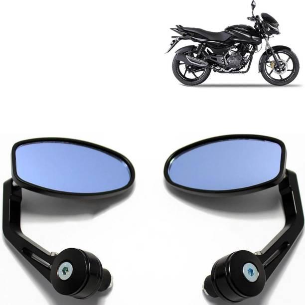 VOCADO Manual Rear View Mirror, Driver Side For Bajaj Pulsar 150