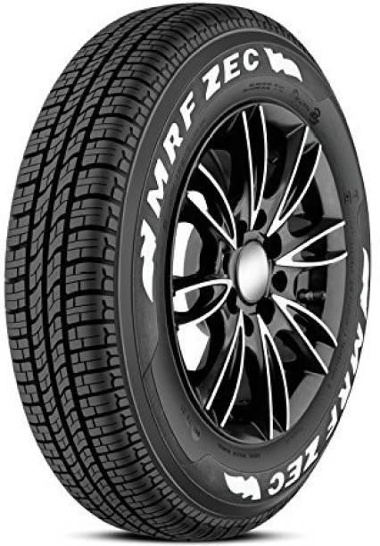 MRF ZEC Car Tyre 4 Wheeler Tyre