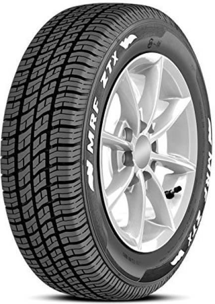 MRF ZTX 165/80 R14 85T 4 Wheeler Tyre