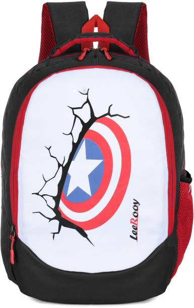 LeeRooy classic 32 ltr 40 c.m. school backpack office backpack college backpack laptop backpack for boys & girls 26 L Trolley Backpack