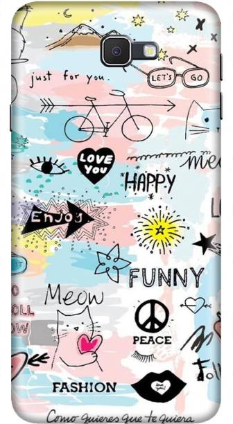 Zapcase Back Cover for Samsung Galaxy J7 Prime