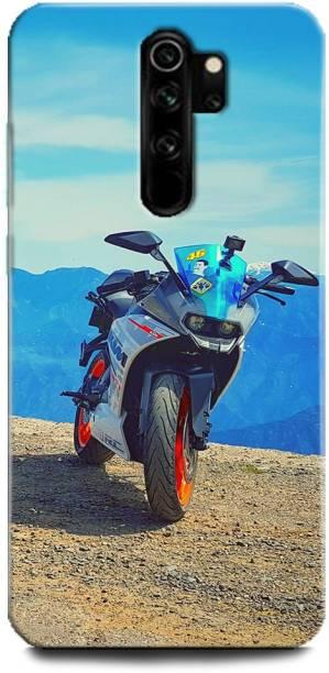 BARMANS Back Cover for Redmi Note 8Pro / KTM, KTM Bike, Superbike, Bike Lover, Duke, KTM RC200