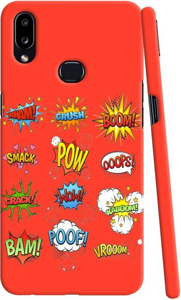GIFT4EVER Back Cover for Samsung Galaxy A10S