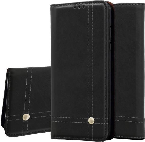 Swan Wallet Case Cover for Vivo V17 PRO