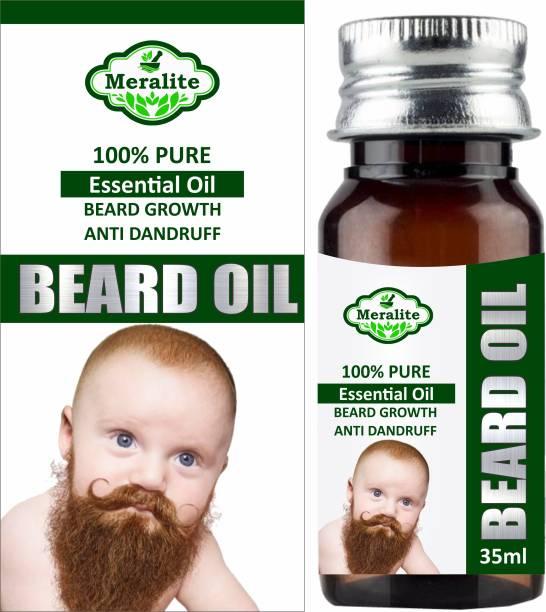 Meralite Beard Oil Hair Oil