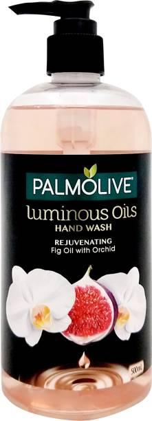 PALMOLIVE Luminous Oils Rejuvenating Hand Wash Hand Wash Pump Dispenser