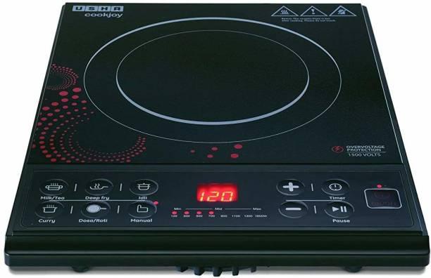 USHA Cook Joy - 3616 -1600W Induction Cooktop