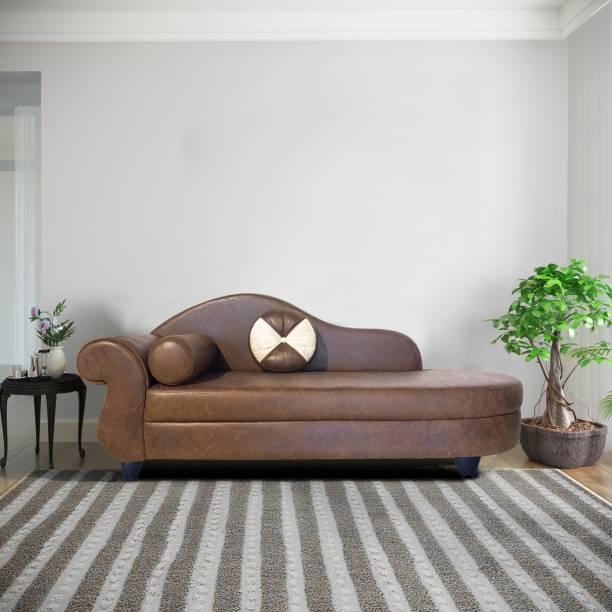 Bharat Lifestyle Boston Fabric Lounger