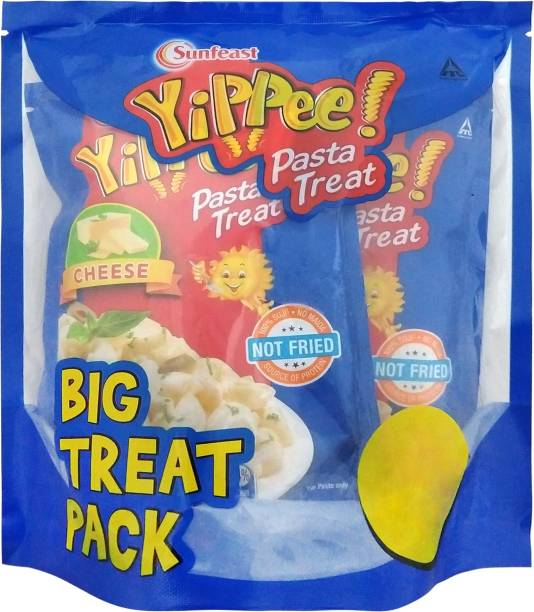 YIPPEE Cheese Treat Pasta