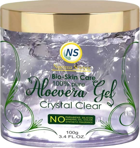 Nuerma Science Aloe Vera Gel- Primer  - 100 ml