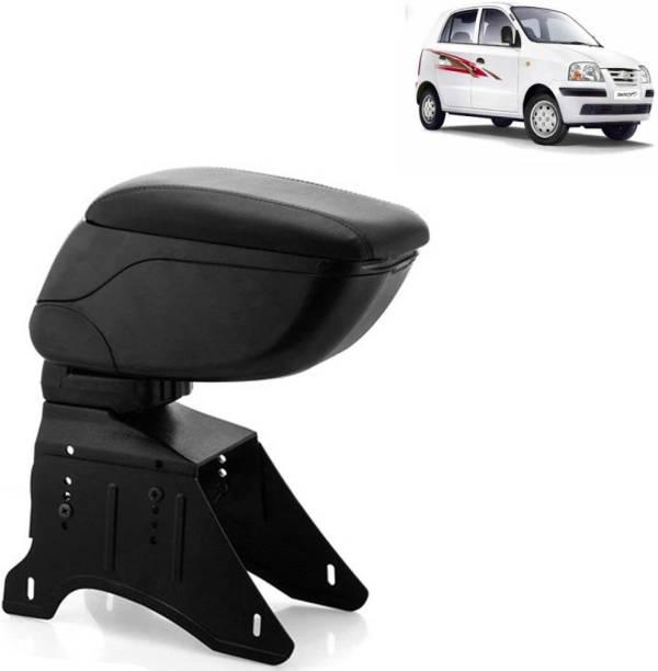 aksmit Arm Rest Console Black For Santro Xing_SANAR6516 Car Armrest