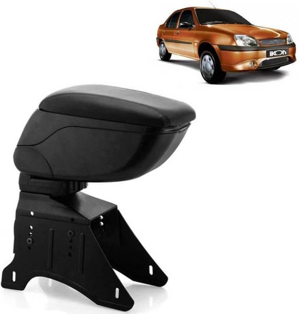 aksmit Arm Rest Console Black For Ikon_IKOAR6485 Car Armrest
