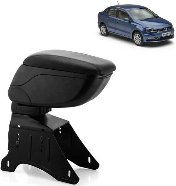 aksmit Arm Rest Console Black For Ameo_AMEAR6636 Car Armrest