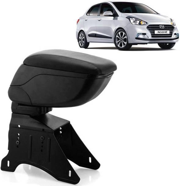 aksmit Arm Rest Console Black For Xcent_XCEAR6522 Car Armrest