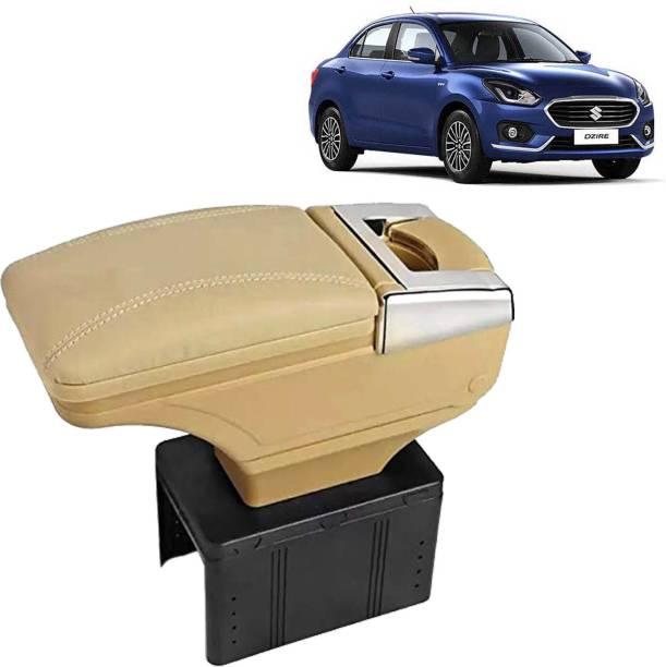 VOCADO Arm Rest Console Beige And Ashtray Swift Dzire_BGNAR972 Car Armrest