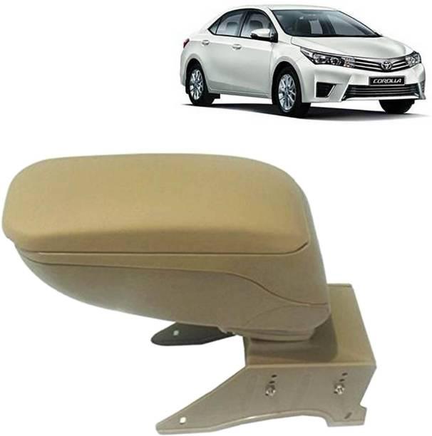 VOCADO Arm Rest Console Beige For Innova_INNARBG941 Car Armrest