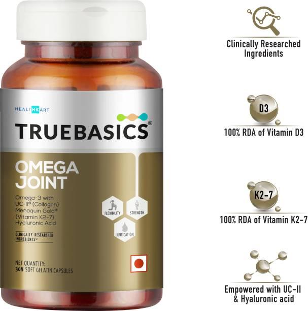 TrueBasics Omega Joint with Omega-3 Fatty Acids
